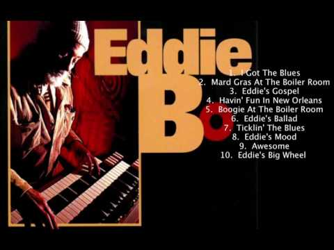New Orleans Solo Piano - Eddie Bo [320kbps]