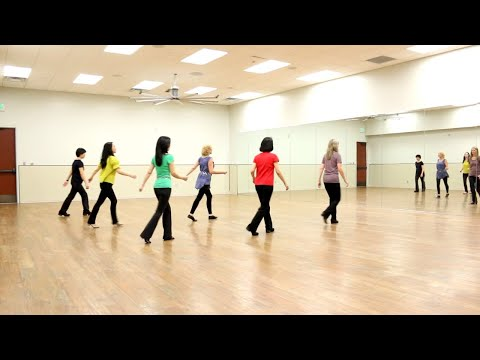 Thinkin Bout You - Line Dance (Dance & Teach in English & 中文)