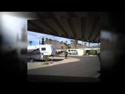 WESTERN WAY RV RESORT in Tucson, Arizona