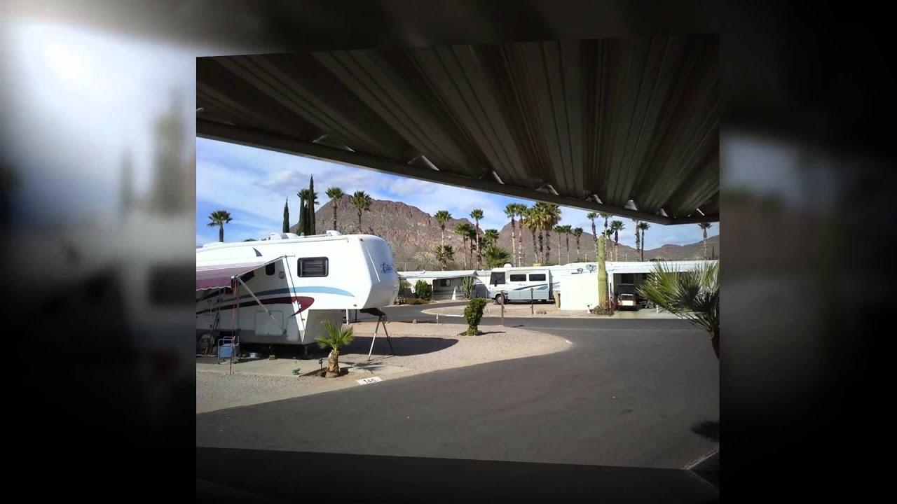 western way rv resort in tucson, arizona - youtube