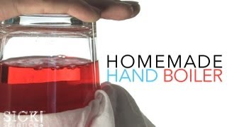 Homemade Hand Boiler - Sick Science! #106