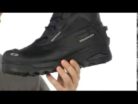 Зимние ботинки Norfin «Snow» | 3555 руб. ($61) - YouTube