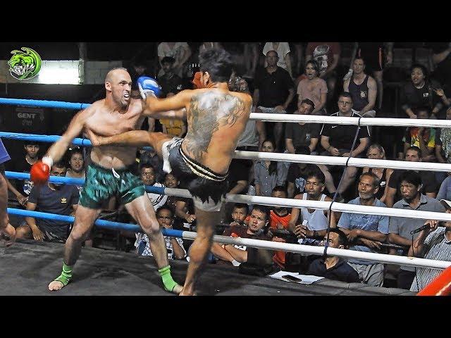 Loic Emerald Muay Thai Gym vs Wanmongkol Muang Trang