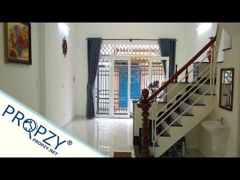 [Nhà Đẹp Diện Tích 6m x12m Quận Bình Thạnh] 2 Lầu 1 Sân Thượng Đúc Thật, Nguyễn Văn Đậu | PROPZY