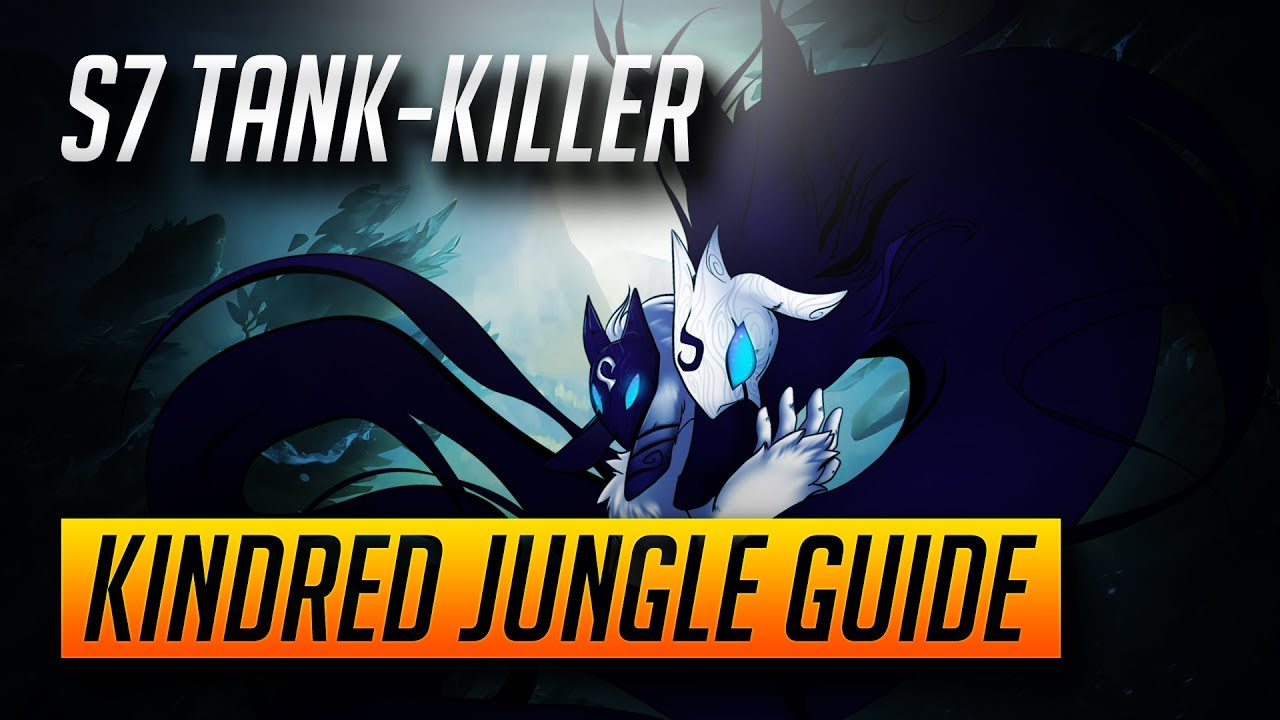 how to play kindred s8