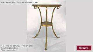French Antique End Table Directoire Tables For Sale