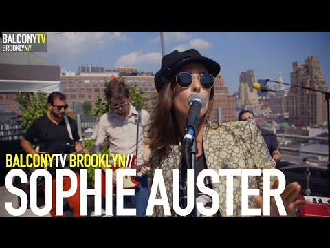 SOPHIE AUSTER  ON MY WAY