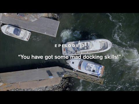 Volvo Penta Boating Challenge Episode 3 – Worldclass joystick docking & driving