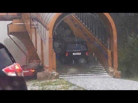 В полиции Югры решают, как наказать находчивого водителя из Сургута