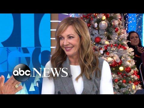 'I, Tonya' star Allison Janney says Tonya Harding was 'misjudged'