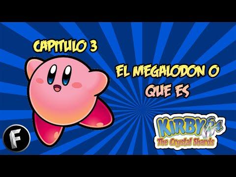 Es un megalodon | Kirby 64 Capitulo 3 | DarkStar