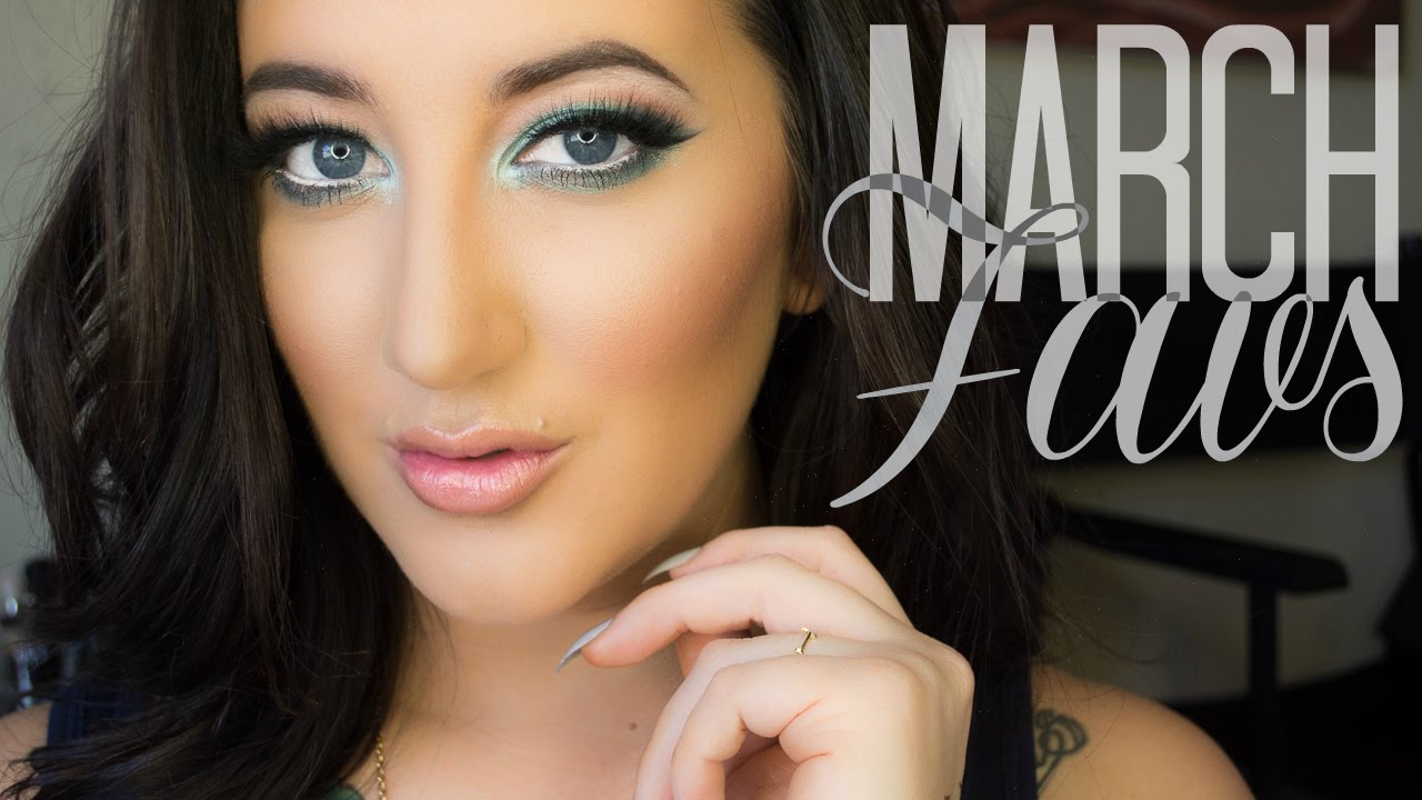 0dffbea9eed March Favorites | Etsy, Blinking Beaute, ColourPop and more! - YouTube