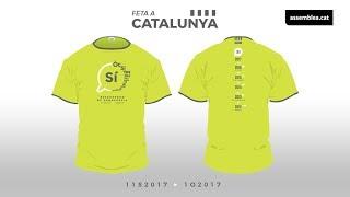 Festa del Sí - Presentació de la samarreta de l'11S i campanya d'estiu - RESUM