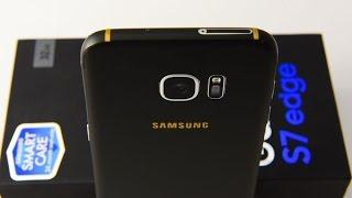 How To: Samsung Galaxy S7 / Edge Matte Black (1piece) thumbnail