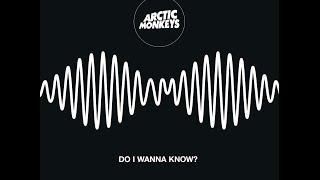 Arctic Monkeys- Do I Wanna Know (Lyrics)