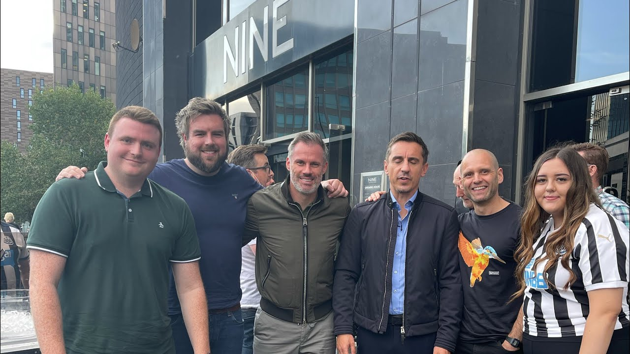 Newcastle United fans speak to Carragher and Neville about Mike Ashley, the takeover and Steve Bruce