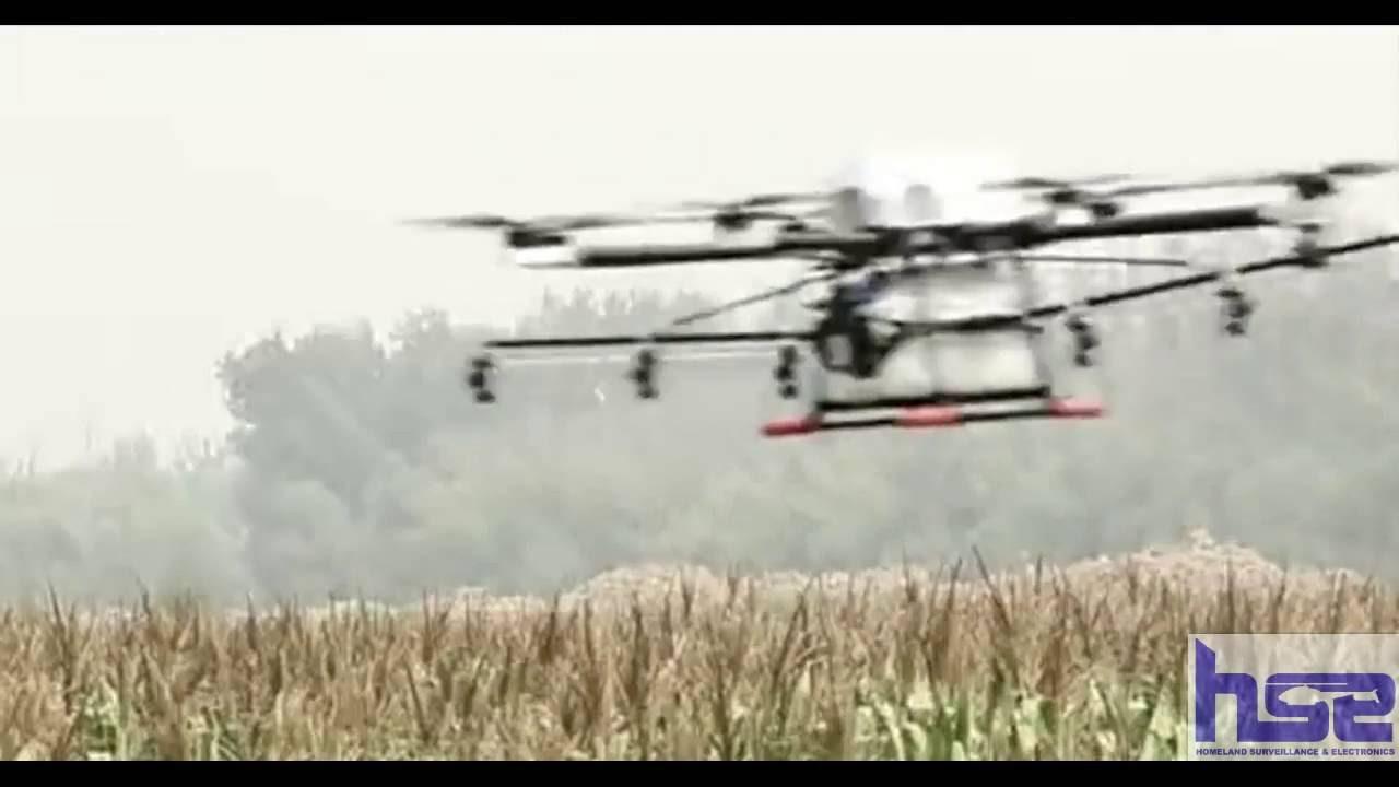Agriculture UAV Crop Dusters Agriculture UAV Sprayers Platforms