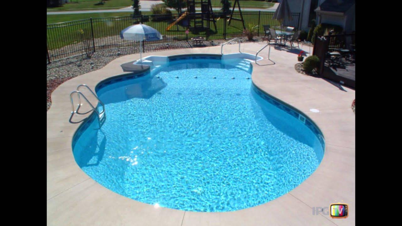 Carefree Pools - Inground Swimming Pool Sales. Premium Inground Pool ...