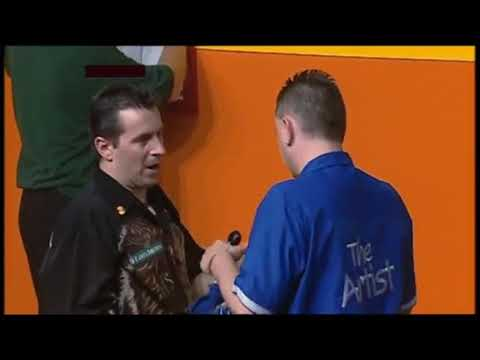 Kevin Painter accuses player of Gamesmanship - 2004 PDC World Matchplay