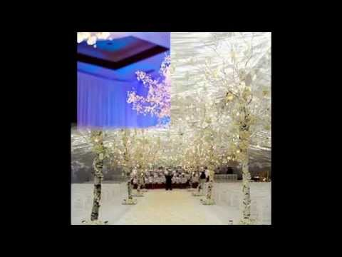 beautiful-winter-wonderland-party-decorations