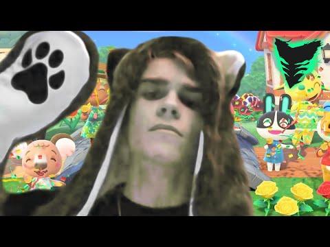 ☕ Happy Wolf стрим 14.06.20 — Исследование дальних земель — Animal Crossing [3]