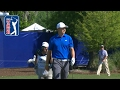 Jordan Spieth strikes magic on No. 14 at Zurich