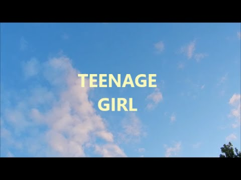 Cherry Glazerr - Teenage Girl Lyrics