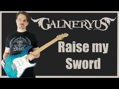 Galneryus - Kizuna 絆 (Guitar Cover HD)