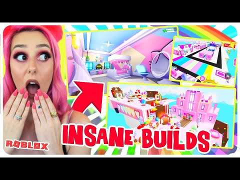 Most Insane Adopt Me Builds You Wont Believe Exist Youtube