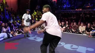 Nubian Nene vs Hassani 1ST ROUND BATTLE House Dance Forever 2019