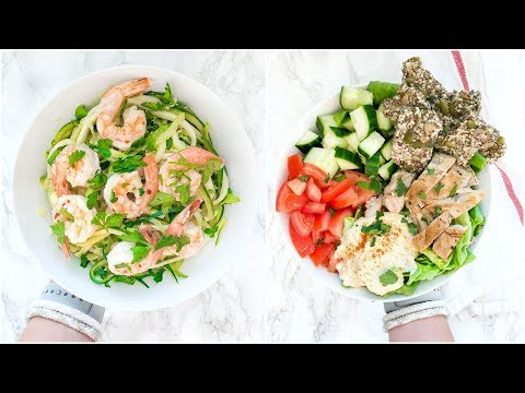 EASY HEALTHY RECIPES! SIMPLE AND QUICK HEALTHY MEALS!