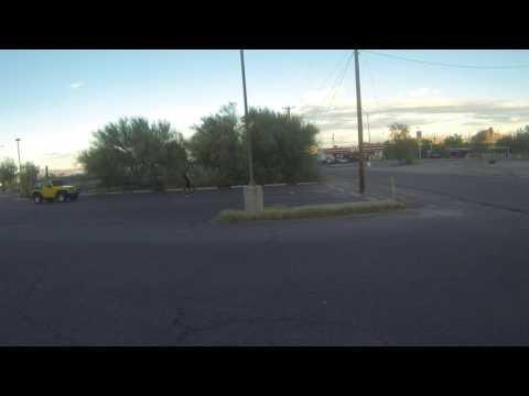 Brady Street & Sartillion Ave to Family Dollar, 601 N 2nd Ave, Ajo, AZ 85321, 22 Sept 2016 GP052375