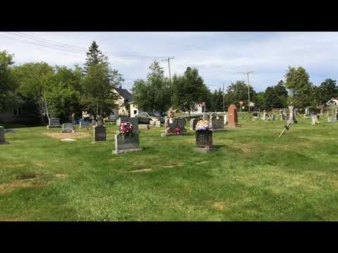 IMG 1087 Old Holy Rosary Cemetery, Caribou, Maine 8-2017
