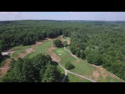 Berlin Country Club Drone footage July 2016