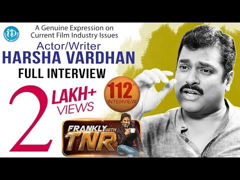 Frankly With TNR Current Topics #1 - FULL - A Genuine Expression On Current Film Industry Issues
