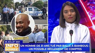 Nfo Soirée La Veuve De Jean Kenny Jacquette «Mo Pardonn Kriminel Mo Mari Pou Sa»