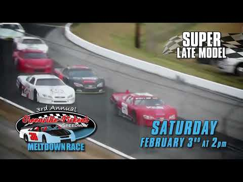 Greenville Pickens Speedway Meltdown Race 2018