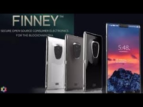 Sirin Labs - Blockchain based secure smart phone and PC based around blockchain tech!