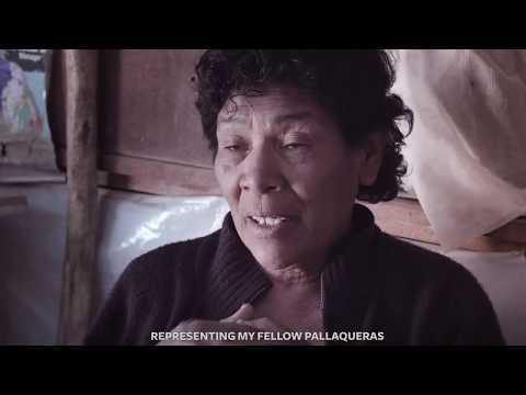 Women in Mining: The Story of Maria (Pallaqueras)