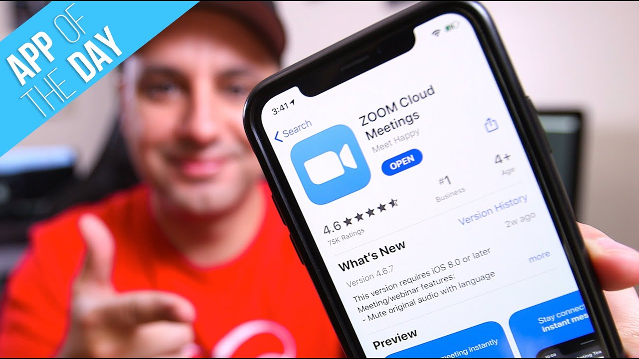 How to Use Zoom Mobile App For Free Video Conferences