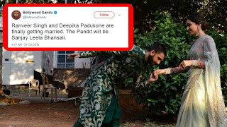 8 Tweets To Tickle Your Funny Bone While Waiting For Ranveer & Deepika's Wedding Pictures