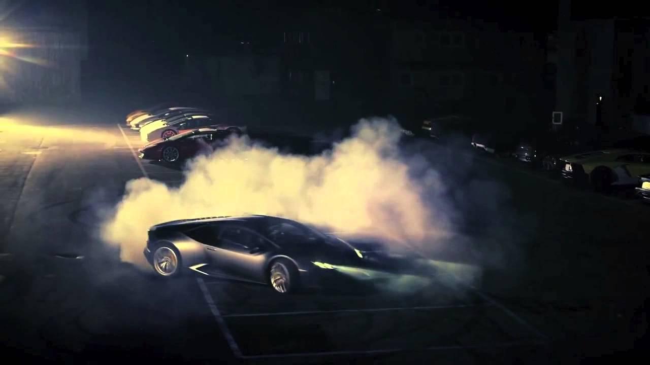 Lamborghini Huracán Ad - YouTube