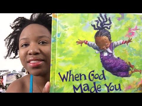 When God Made You - Children's Book Review ♥ The Spiritual Love Coach