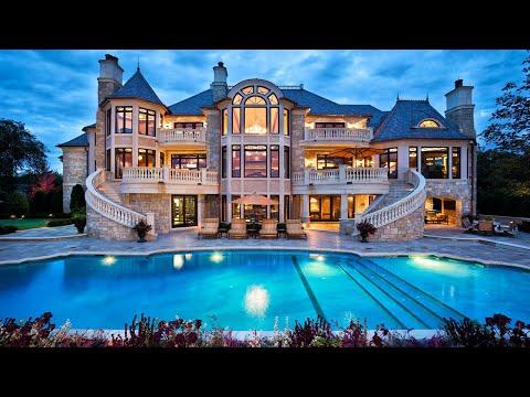 Самые ДОРОГИЕ дома в мире. КРАСИВЫЕ ДОМА. Элитная недвижимость
