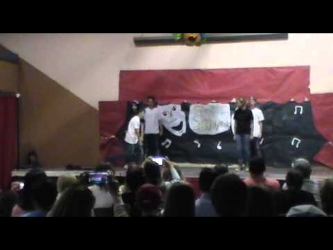 2015 St. Norbert CS Talent Show featuring 8th Grader