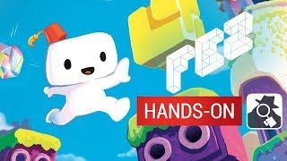 FEZ Pocket Edition (iPhone / iPad)   Hands-On