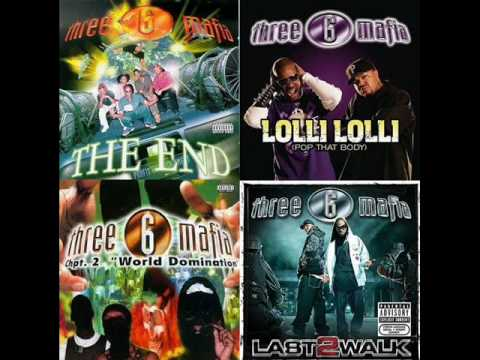 Three 6 Mafia  The End Instrumental