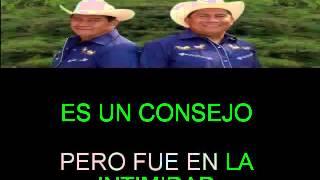 PERO QUERERTE JAMAS BERTIN Y LALO KARAOKE