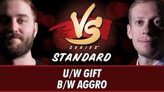 07/13/2018 - Ross VS Stevens: U/W Gift VS B/W Aggro [Standard]