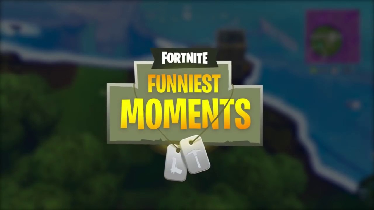 😂TOP 50 FUNNY MOMENTS FORTNITE 😂